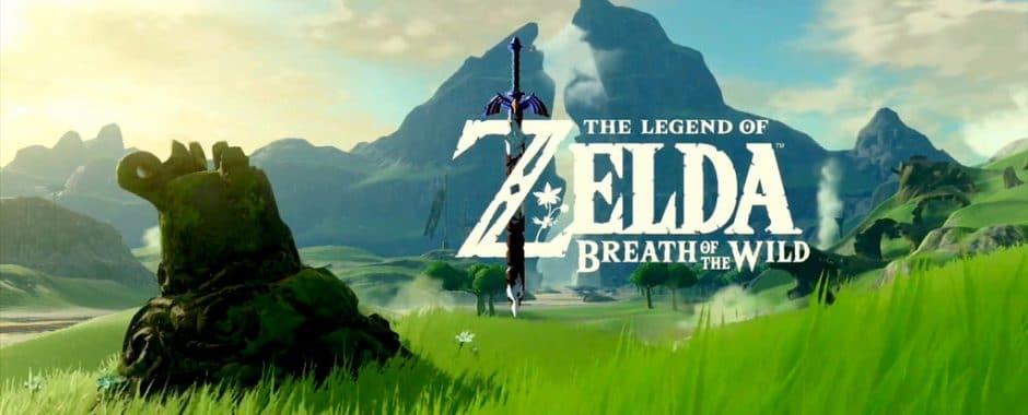 Zelda – Breath Of The Wild