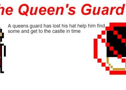 Kade Twist The Queen's Guard